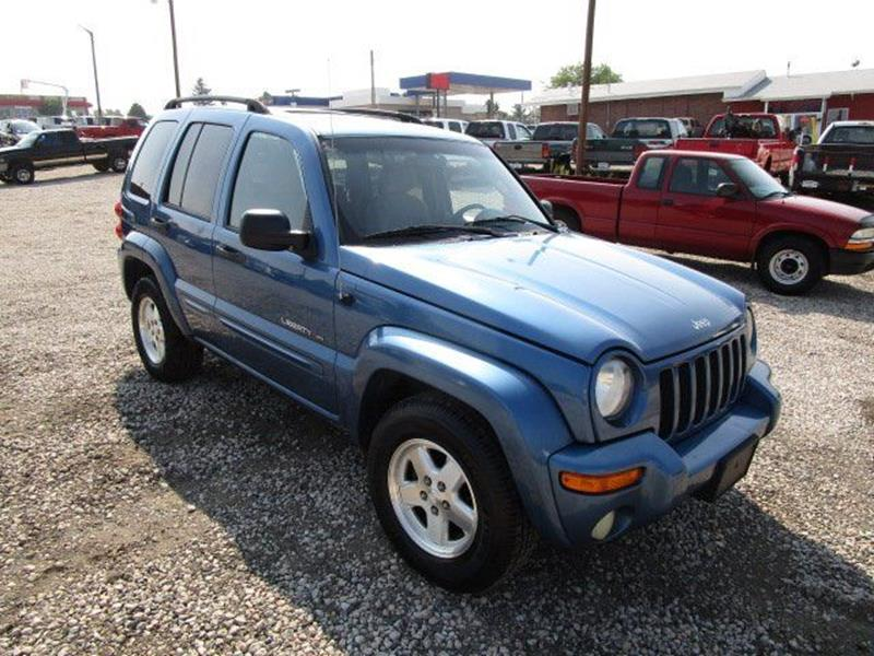 2003 Jeep Liberty Limited 4dr SUV   Brighton CO