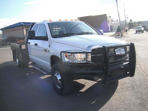 2007 Dodge Ram Chassis 3500 for sale in Brighton, CO