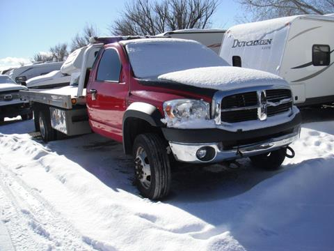 2008 Dodge Ram Chassis 5500 for sale in Brighton, CO