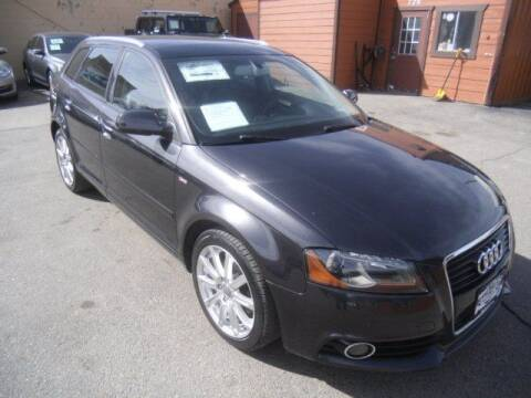 2012 Audi A3 for sale at BERKENKOTTER MOTORS in Brighton CO