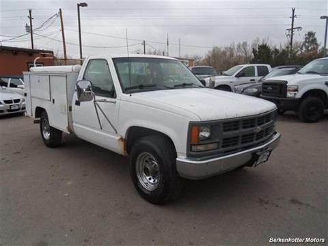 1994 Chevrolet C K 3500 Series For Sale In Brighton Co