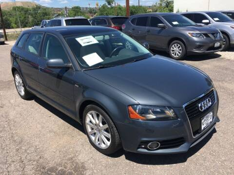 2011 Audi A3 for sale at BERKENKOTTER MOTORS in Brighton CO