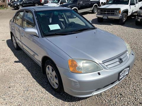 2002 Honda Civic for sale in Brighton, CO