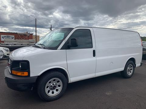 2010 GMC Savana Cargo for sale in Brighton, CO