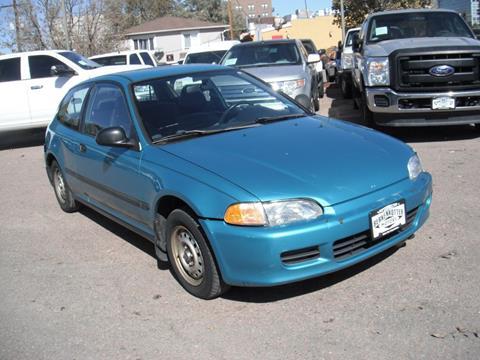 1993 Honda Civic for sale in Brighton, CO