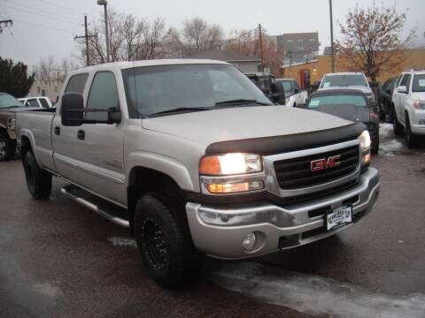2004 GMC Sierra 2500HD for sale in Brighton, CO