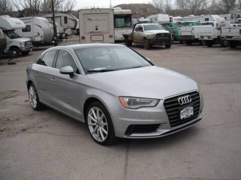 2015 Audi A3 for sale at BERKENKOTTER MOTORS in Brighton CO