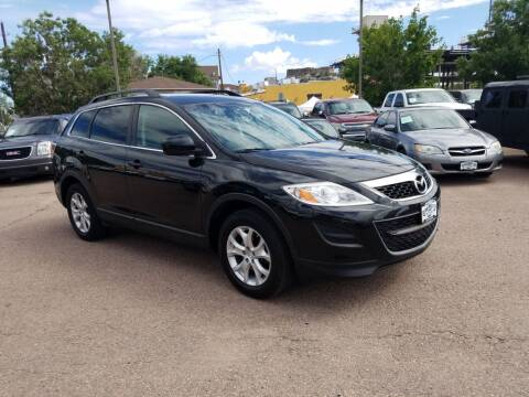 2012 Mazda CX-9 for sale at BERKENKOTTER MOTORS in Brighton CO