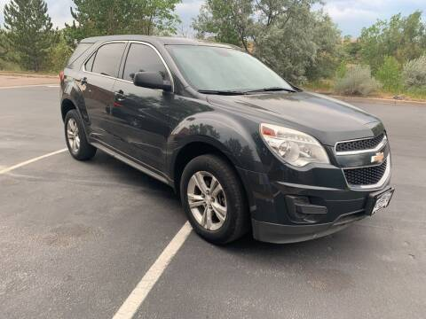2014 Chevrolet Equinox for sale at BERKENKOTTER MOTORS in Brighton CO