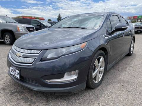 2011 Chevrolet Volt for sale at BERKENKOTTER MOTORS in Brighton CO