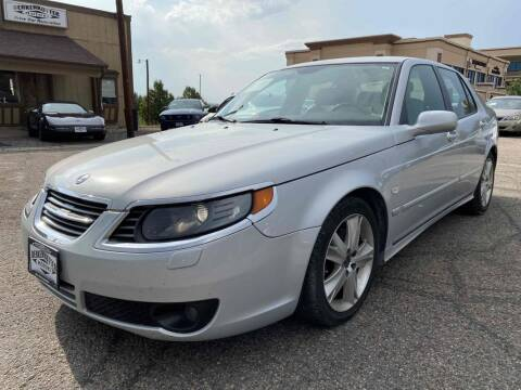 2008 Saab 9-5 for sale at BERKENKOTTER MOTORS in Brighton CO