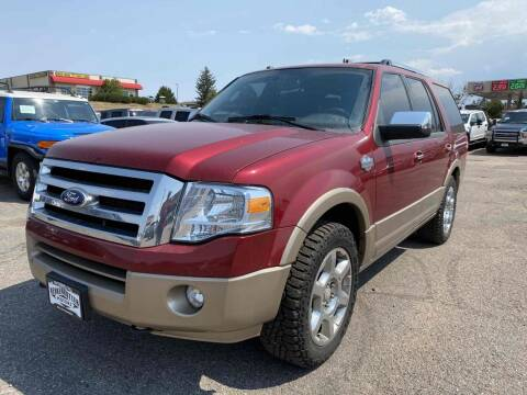 2014 Ford Expedition for sale at BERKENKOTTER MOTORS in Brighton CO