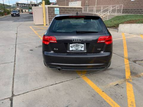 2013 Audi A3 for sale at BERKENKOTTER MOTORS in Brighton CO