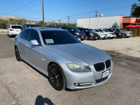 2010 BMW 3 Series for sale at BERKENKOTTER MOTORS in Brighton CO