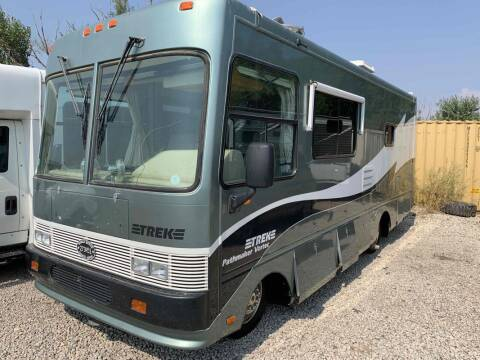 1999 Chevrolet Motorhome Chassis for sale at BERKENKOTTER MOTORS in Brighton CO