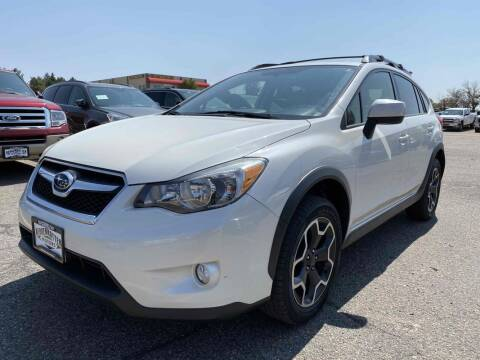 2014 Subaru XV Crosstrek for sale at BERKENKOTTER MOTORS in Brighton CO