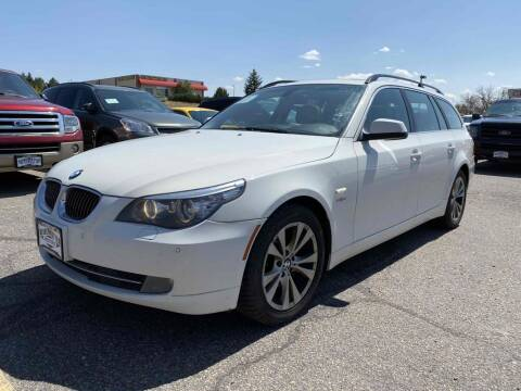 2010 BMW 5 Series for sale at BERKENKOTTER MOTORS in Brighton CO