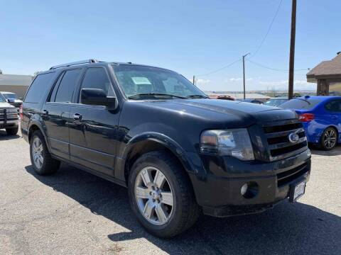 2010 Ford Expedition for sale at BERKENKOTTER MOTORS in Brighton CO