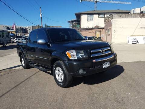2005 Toyota Tundra for sale at BERKENKOTTER MOTORS in Brighton CO