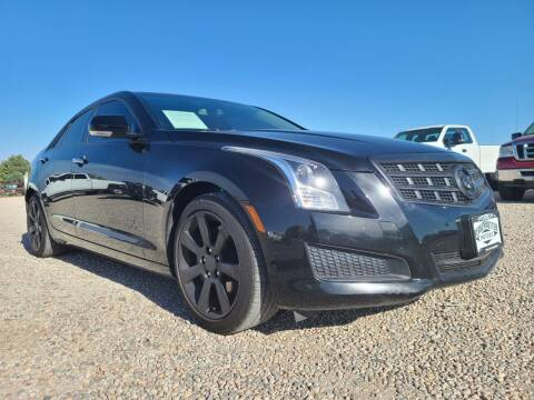 2014 Cadillac ATS for sale at BERKENKOTTER MOTORS in Brighton CO