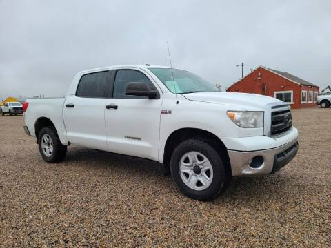 2011 Toyota Tundra for sale at BERKENKOTTER MOTORS in Brighton CO