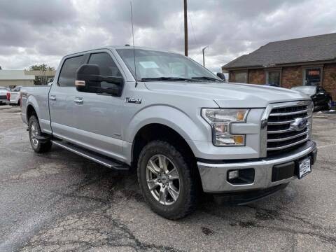 2016 Ford F-150 for sale at BERKENKOTTER MOTORS in Brighton CO