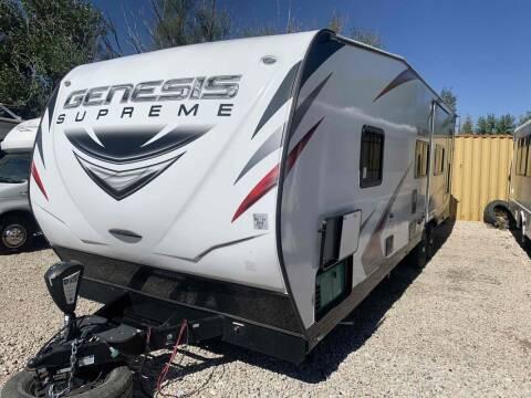 2018 Genesis SUPREME for sale at BERKENKOTTER MOTORS in Brighton CO