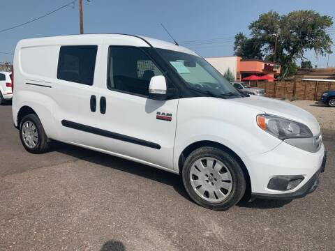2017 RAM ProMaster City Cargo for sale at BERKENKOTTER MOTORS in Brighton CO