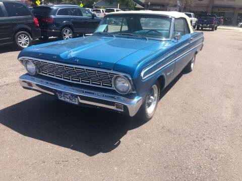 1964 Ford Falcon for sale at BERKENKOTTER MOTORS in Brighton CO