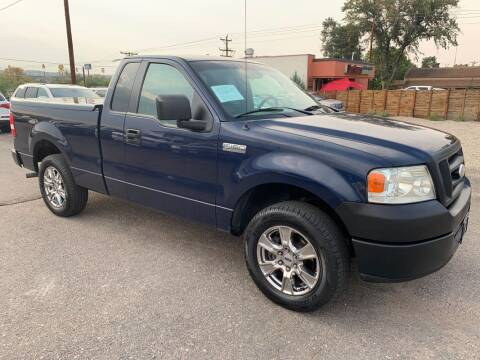 2006 Ford F-150 for sale at BERKENKOTTER MOTORS in Brighton CO