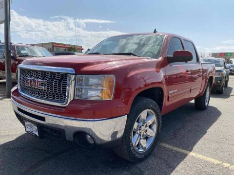 2012 GMC Sierra 1500 for sale at BERKENKOTTER MOTORS in Brighton CO