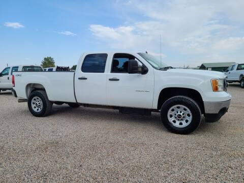 2014 GMC Sierra 3500HD for sale at BERKENKOTTER MOTORS in Brighton CO