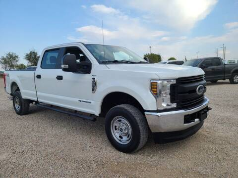 2018 Ford F-250 Super Duty for sale at BERKENKOTTER MOTORS in Brighton CO