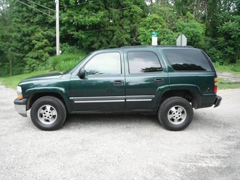 2004 Chevrolet Tahoe for sale in Minerva, OH
