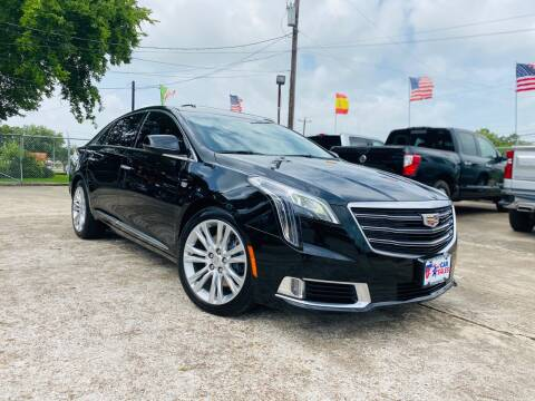 2019 Cadillac XTS for sale at HOUSTON CAR SALES INC in Houston TX