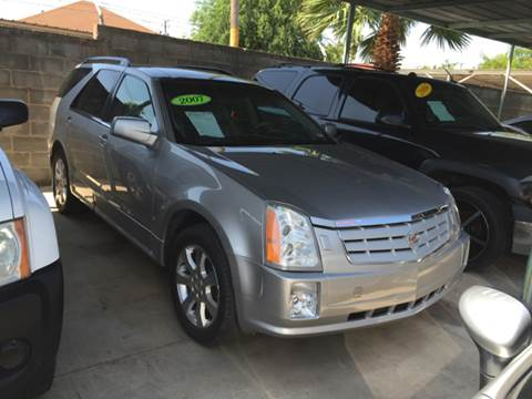 2007 Cadillac SRX for sale in Laredo, TX