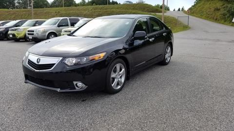 2014 Acura TSX for sale in Murphy, NC