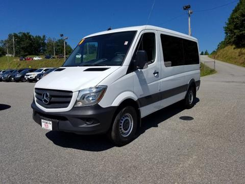 2016 Mercedes-Benz Sprinter for sale in Murphy, NC