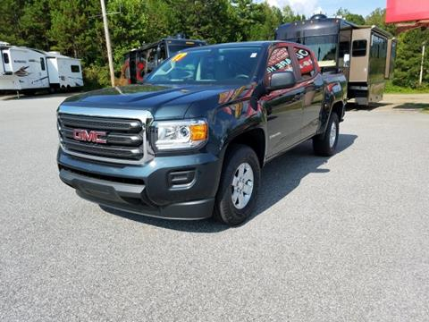 2017 GMC Canyon for sale in Murphy, NC