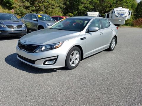 2014 Kia Optima for sale in Murphy, NC