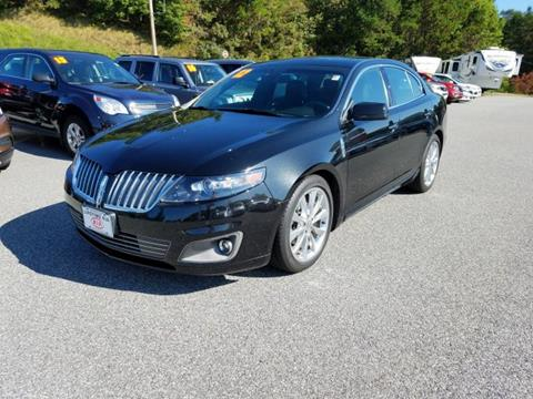 2012 Lincoln MKS for sale in Murphy, NC