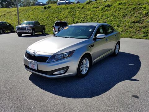 2013 Kia Optima for sale in Murphy, NC