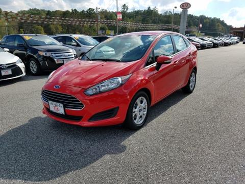 2014 Ford Fiesta for sale in Murphy, NC