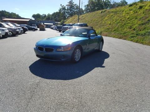 2004 BMW Z4 for sale in Murphy, NC