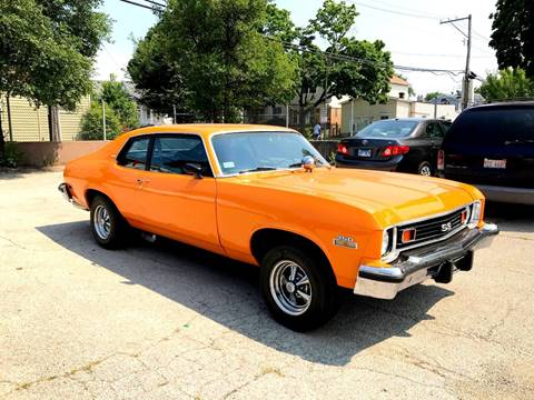 1973 Chevrolet Nova for sale at D & A Motor Sales in Chicago IL
