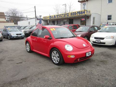 2003 Volkswagen New Beetle for sale in Chicago, IL