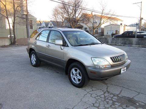 2002 Lexus RX 300 for sale at D & A Motor Sales in Chicago IL