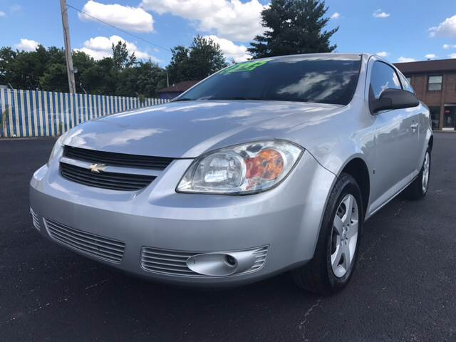 2008 Chevrolet Cobalt LS 2dr Coupe - Louisville KY