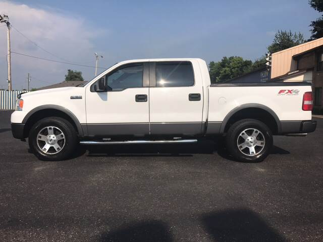 2007 Ford F-150 FX4 4dr SuperCrew 4x4 Styleside 6.5 ft. SB - Louisville KY