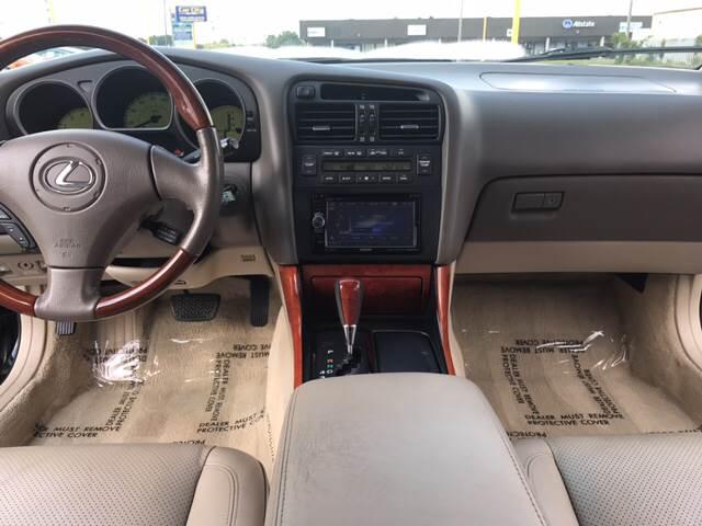 2003 Lexus GS 430 4dr Sedan - Louisville KY